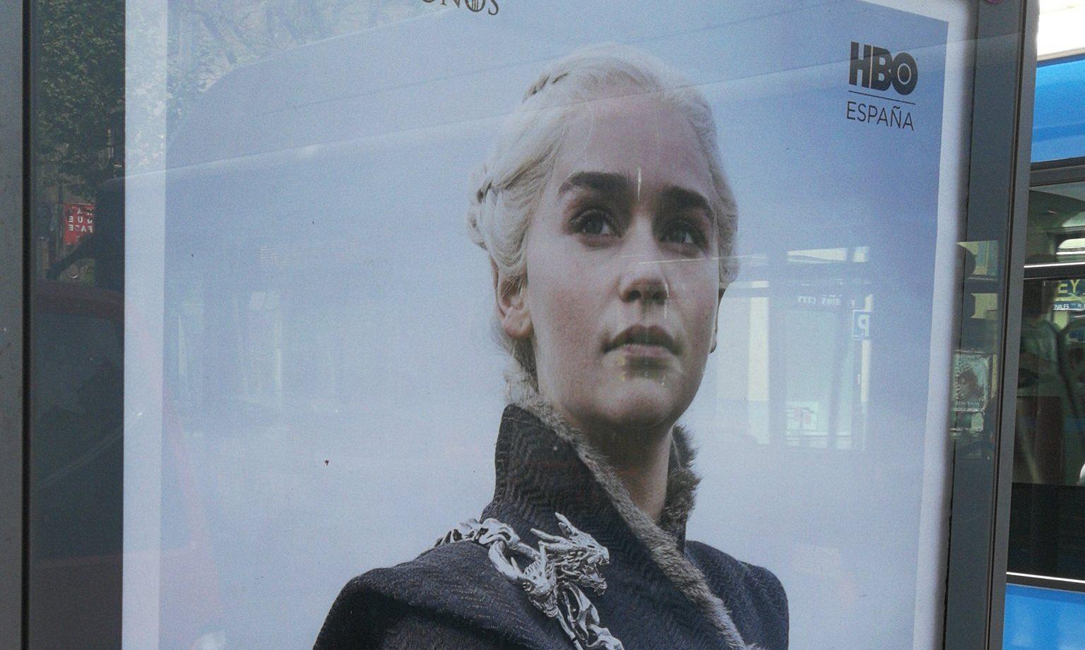 Juego de Tronos Vota Khaleesi