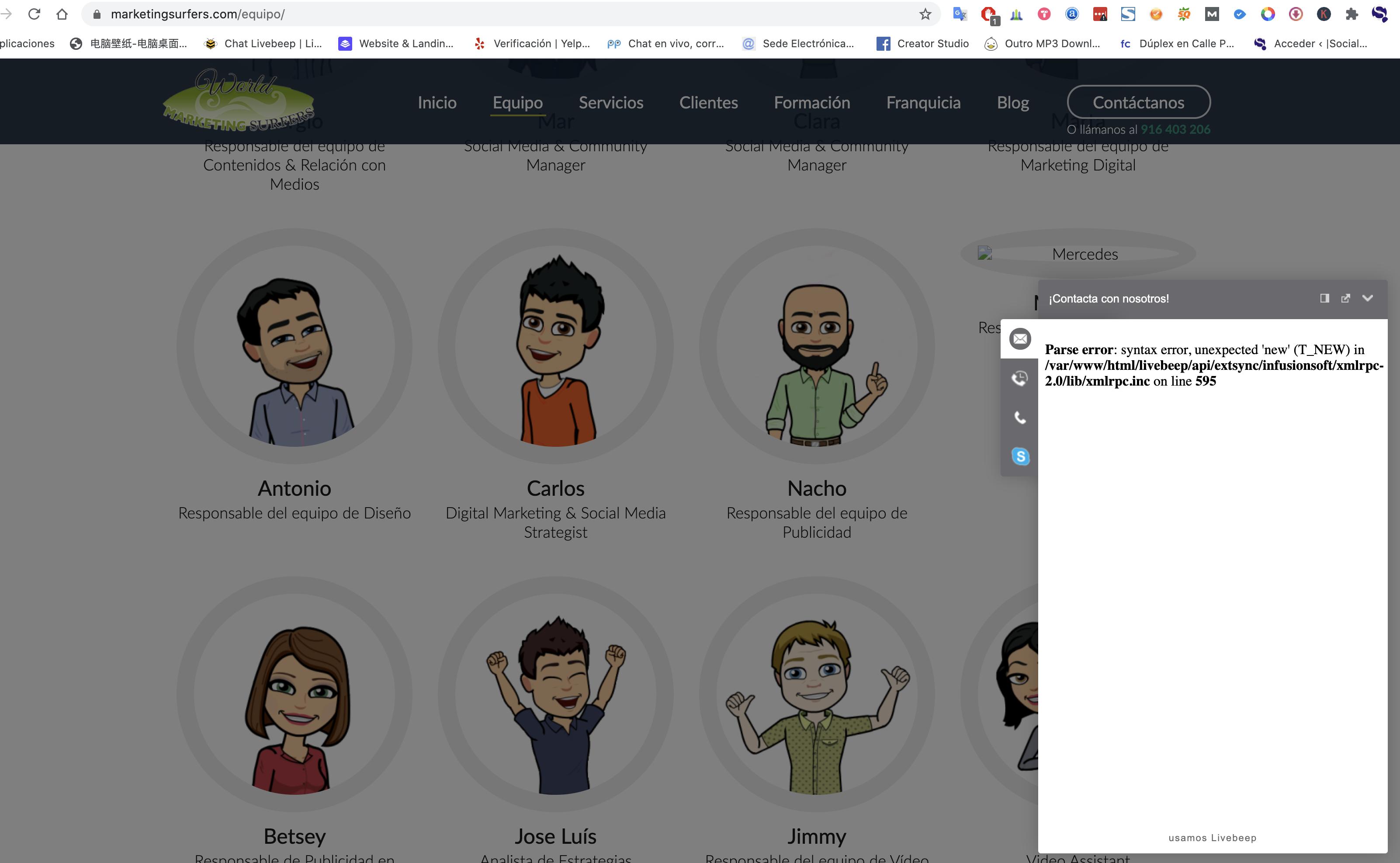 5 plataformas de chat para tu web