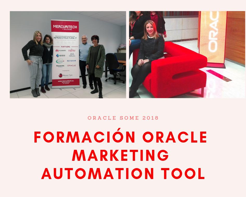 Formación a partners de Oracle España